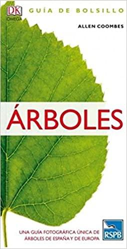 Árboles, Guía de Bolsillo. A. Coombes, ed Omega
