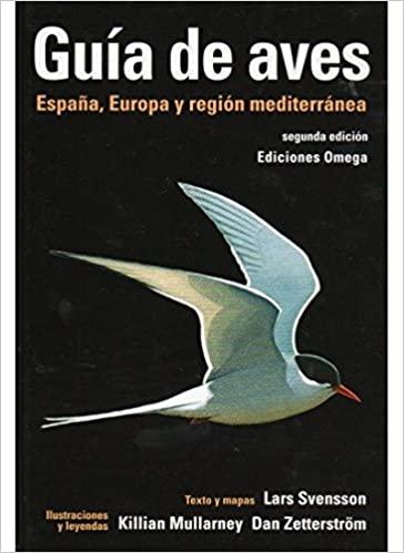 GUÍA DE AVES. Mullarney, L. Svensson ed. Omega