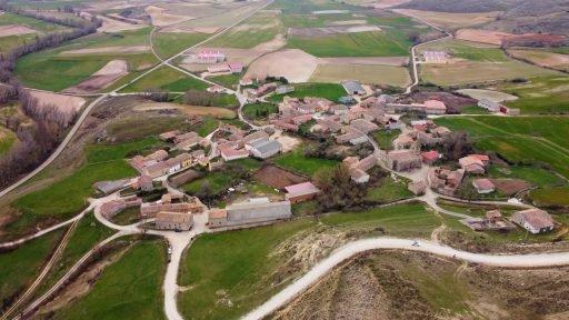 Pueblo de Amaya (Burgos)